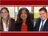 The District Welcomes Three New Associate Principals