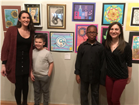 Four from Deer Park Chosen for Colors Exhibit