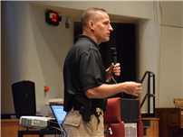 Superintendent's Conference Day Examines Active Shooters and Sexual Harassment