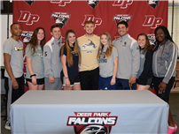 Nine Seniors Recognized for College Signings