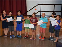 JFK Math Olympiad Winners Honored 2