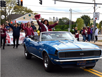 Deer Park Community Parades with Pride at Homecoming 2