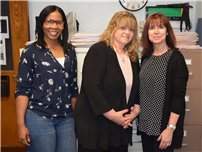 Frost's Carone Recognized by NBC Learn as Inspiring Teacher