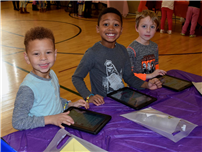 May Moore Math and Science Carnival Explores Exciting STEM Activities