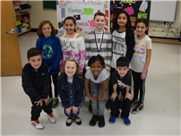 Future Scientists Showcase Projects at JFK