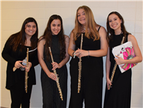 Year of Accomplishment Showcased at HS Spring Concerts