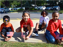 Deer Park's Young Students Honor Patriot Day with Flag Plantings thumbnail133728