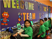 STEAM Lab Grand Opening Brings Innovation to May Moore