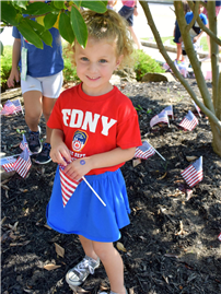 Deer Park's Young Students Honor Patriot Day with Flag Plantings 2 thumbnail133729