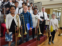 Pride in Progress at JFK's Spring Concerts