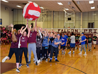 High School Holds Extra-Special Sports Night