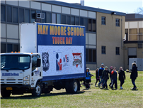 Touch-A-Truck Touches Down at May Moore