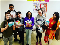 Frost's 'Flour Babies' Enhance Students' Social Skills