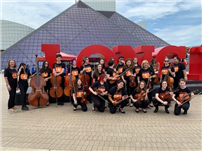 High School Musicians Perform at Rock Hall  thumbnail123314
