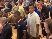 "JFK Fifth Graders Have ""High Hopes"" for Middle School"