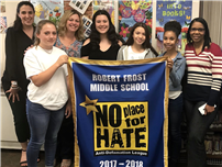 Frost's 'World of Difference' Club Earns Gold Star