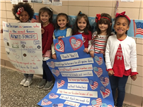 May Moore Kindergartners Continue Special Vets Day Tradition thumbnail139110