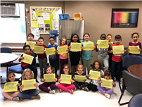 May Moore Students Compete in Communication Contest