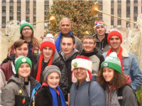 HS and Frost Musicians Perform at NYC's Tuba Christmas Concert thumbnail146682