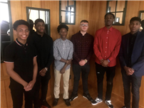 Basketball Falcons Honored for Big Season