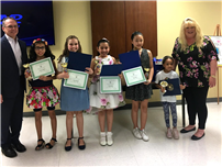 Four Deer Park Students Win Covanta Recycling Poster Contest