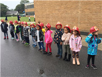 Fun with Fire Safety at JQA