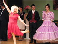 "Deer Park High School student Sabrina Rudden danced across the stage at the spring musical, ""The Drowsy Chaperone."""