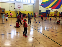 May Moore Students Jump for Healthier Lifestyle 2
