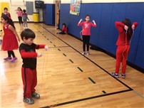May Moore Students Jump for Healthier Lifestyle 3
