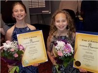 JFK's Luppy Sisters Appointed Babylon Junior Beautification Ambassadors