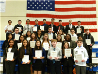 Deer Park's DECA students come home with 30 trophies 2