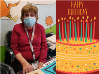 A milestone birthday for May Moore's Barbato